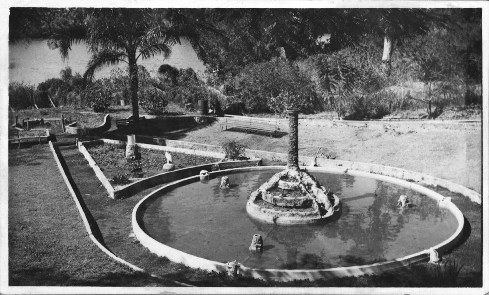 Cascades Tea Gardens, Indooroopilly, Brisbane | Queensland