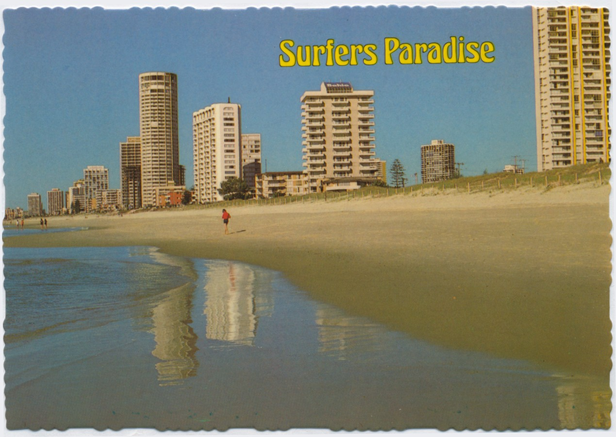 from Terry gay venues in surfers paradise