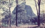 "<span class=""caption-caption"">Mt Tibrogargan, Glass House Mountains</span>, 1960. <br />Slide, collection of <span class=""caption-contributor"">Bruce Cunningham</span>."