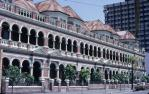 "<span class=""caption-caption"">The Mansions, built in 1889, George Street, Brisbane</span>, 1971. <br />Slide, collection of <span class=""caption-contributor"">Allan Webb</span>."