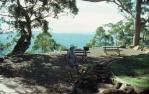 "<span class=""caption-caption"">Mountain view, Lamington National Park</span>, 1975. <br />Slide, collection of <span class=""caption-contributor"">Robin Barron</span>."
