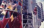 "<span class=""caption-caption"">Circus float, Warana festival, Brisbane</span>, c1970. <br />Slide, collection of <span class=""caption-contributor"">Robin Barron</span>."