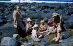 "<span class=""caption-caption"">Burleigh Beach</span>, 1963. <br />Slide, collection of <span class=""caption-contributor"">Gayle Ahearn</span>."
