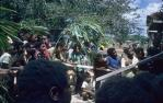 "<span class=""caption-caption"">Audience at the Bamaga show</span>, 1972. <br />Slide, collection of <span class=""caption-contributor"">Ruth Read</span>."