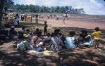 "<span class=""caption-caption"">Picnic at the Bamaga show</span>, 1972. <br />Slide, collection of <span class=""caption-contributor"">Ruth Read</span>."