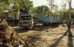 "<span class=""caption-caption"">House is removed, Sovereign Street, Indooroopilly</span>, 2003. <br />Slide, collection of <span class=""caption-contributor"">Ruth Read</span>."