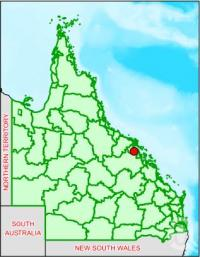 "<span class=""caption-caption"">Mackay Regional Council area</span>, 2011. <br />"