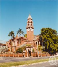 "<span class=""caption-caption"">South Brisbane Town hall</span>, 2003. <br />Photograph, collection of <span class=""caption-contributor"">John Young</span>."