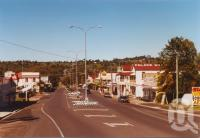 "<span class=""caption-caption"">Main Street, Nanango</span>, 2003. <br />Photograph, collection of <span class=""caption-contributor"">John Young</span>."