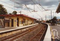 "<span class=""caption-caption"">Eagle Junction railway station</span>, 2003. <br />Photograph, collection of <span class=""caption-contributor"">John Young</span>."