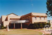 "<span class=""caption-caption"">Wondai Shire Council</span>, 2003. <br />Photograph, collection of <span class=""caption-contributor"">John Young</span>."
