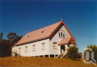 "<span class=""caption-caption"">Roman Catholic Church, Kilkivan</span>, 2003. <br />Photograph, collection of <span class=""caption-contributor"">John Young</span>."