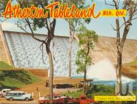 "<span class=""caption-caption"">Atherton Tableland, Tinaroo Falls dam in flood</span>, c1962. <br />Postcard folder by <span class=""caption-publisher"">Murray Views Pty Ltd</span>, collection of <span class=""caption-contributor"">Centre for the Government of Queensland</span>."