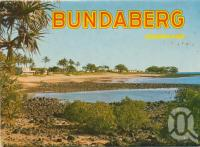 "<span class=""caption-caption"">Bargara Surfing Beach, near Bundaberg</span>, c1962. <br />Postcard folder by <span class=""caption-publisher"">Sydney G Hughes Pty Ltd</span>, collection of <span class=""caption-contributor"">Centre for the Government of Queensland</span>."