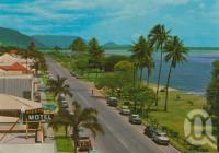"""<span class=""""caption-caption"""">Esplanade Cairns, looking north</span>, c1964. <br />Postcard by <span class=""""caption-publisher"""">Murray Views Pty Ltd</span>, collection of <span class=""""caption-contributor"""">Centre for the Government of Queensland</span>."""