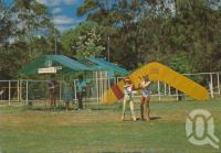 "<span class=""caption-caption"">The Boomerang Farm, Mudgeeraba</span>, 1980s. <br />Postcard by <span class=""caption-publisher"">Murray Views Pty Ltd</span>, collection of <span class=""caption-contributor"">Centre for the Government of Queensland</span>."