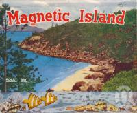 "<span class=""caption-caption"">Rocky Bay, Magnetic Island</span>, c1960. <br />Postcard folder by <span class=""caption-publisher"">Murray Views Pty Ltd</span>, collection of <span class=""caption-contributor"">Centre for the Government of Queensland</span>."