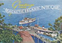 "<span class=""caption-caption"">Greetings from Magnetic Island</span>, c1955. <br />Postcard folder by <span class=""caption-publisher"">GK Bolton</span>, collection of <span class=""caption-contributor"">Centre for the Government of Queensland</span>."