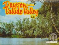 """<span class=""""caption-caption"""">Dawson River</span>, c1972. <br />Postcard folder by <span class=""""caption-publisher"""">Murray Views Pty Ltd</span>, collection of <span class=""""caption-contributor"""">Centre for the Government of Queensland</span>."""