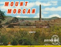 "<span class=""caption-caption"">The Big Stack, Mount Morgan</span>, c1966. <br />Postcard folder by <span class=""caption-publisher"">Sydney G Hughes Pty Ltd</span>, collection of <span class=""caption-contributor"">Centre for the Government of Queensland</span>."