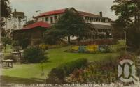 "<span class=""caption-caption"">Hotel St Bernard, Mt Tamborine</span>, c1938. <br />Postcard by <span class=""caption-publisher"">Unknown Publisher</span>, collection of <span class=""caption-contributor"">Centre for the Government of Queensland</span>."