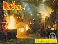 "<span class=""caption-caption"">Copper smelter, Mount Isa</span>, c1972. <br />Postcard folder by <span class=""caption-publisher"">Murray Views Pty Ltd</span>, collection of <span class=""caption-contributor"">Centre for the Government of Queensland</span>."