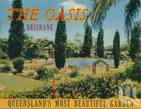"<span class=""caption-caption"">The Oasis, Queensland's most beautiful garden</span>, c1960. <br />Postcard folder by <span class=""caption-publisher"">Sydney G Hughes Pty Ltd</span>, collection of <span class=""caption-contributor"">John Young</span>."