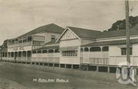 """<span class=""""caption-caption"""">Pialba Hotel</span>, c1920. <br />Postcard by <span class=""""caption-publisher"""">Unknown Publisher</span>, collection of <span class=""""caption-contributor"""">John Young</span>."""