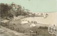 "<span class=""caption-caption"">Wellington Point, near Brisbane</span>, 1907. <br />Postcard by <span class=""caption-publisher"">Unknown Publisher</span>, collection of <span class=""caption-contributor"">John Young</span>."