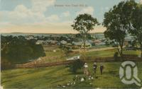 "<span class=""caption-caption"">Wynnum from Tingal Hill</span>, c1910. <br />Postcard by <span class=""caption-publisher"">White Series</span>, collection of <span class=""caption-contributor"">John Young</span>."