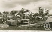 "<span class=""caption-caption"">General hospital, nurses' quarters and Wattlebrae, Brisbane</span>, c1939. <br />Postcard by <span class=""caption-publisher"">Sidues Series</span>, collection of <span class=""caption-contributor"">John Young</span>."