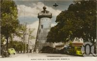 "<span class=""caption-caption"">The Observatory, Brisbane</span>, c1938. <br />Postcard by <span class=""caption-publisher"">Murray Views Pty Ltd</span>, collection of <span class=""caption-contributor"">Centre for the Government of Queensland</span>."