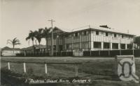 """<span class=""""caption-caption"""">Seabrae Guest House, Redcliffe</span>, c1928. <br />Postcard by <span class=""""caption-publisher"""">Unknown Publisher</span>, collection of <span class=""""caption-contributor"""">Centre for the Government of Queensland</span>."""