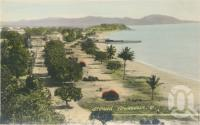 "<span class=""caption-caption"">Strand, Townsville</span>, c1935. <br />Postcard by <span class=""caption-publisher"">Unknown Publisher</span>, collection of <span class=""caption-contributor"">Centre for the Government of Queensland</span>."