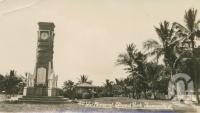 """<span class=""""caption-caption"""">War memorial, Strand Park, Townsville</span>, c1928. <br />Postcard by <span class=""""caption-publisher"""">Unknown Publisher</span>, collection of <span class=""""caption-contributor"""">Centre for the Government of Queensland</span>."""