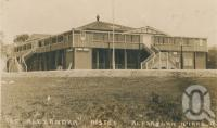 "<span class=""caption-caption"">The Alexandra Hostel, Alexandra Headland</span>, c1930. <br />Postcard by <span class=""caption-publisher"">Kodak</span>, collection of <span class=""caption-contributor"">Centre for the Government of Queensland</span>."