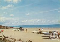 "<span class=""caption-caption"">Port Douglas Beach</span>, c1967. <br />Postcard by <span class=""caption-publisher"">GK Bolton</span>, collection of <span class=""caption-contributor"">Centre for the Government of Queensland</span>."