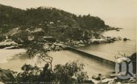 "<span class=""caption-caption"">Alma Bay, Magnetic Island</span>, c1950. <br />Postcard by <span class=""caption-publisher"">Kodak</span>, collection of <span class=""caption-contributor"">Centre for the Government of Queensland</span>."