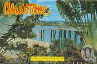 "<span class=""caption-caption"">Glimpse of Auckland Creek through the travellers' palms and crotons</span>, c1962. <br />Postcard folder by <span class=""caption-publisher"">Murray Views Pty Ltd</span>, collection of <span class=""caption-contributor"">Centre for the Government of Queensland</span>."