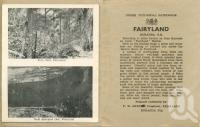 "<span class=""caption-caption"">Souvenir from Fairyland Kuranda</span>, c1935. <br />Postcard folder by <span class=""caption-publisher"">Unknown Publisher</span>, collection of <span class=""caption-contributor"">Centre for the Government of Queensland</span>."