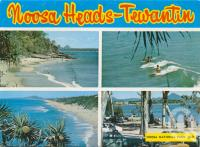 "<span class=""caption-caption"">Noosa National Park</span>, c1962. <br />Postcard folder by <span class=""caption-publisher"">Bernard Kuskopf</span>, collection of <span class=""caption-contributor"">Centre for the Government of Queensland</span>."