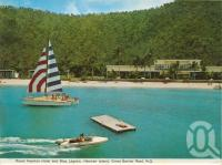 "<span class=""caption-caption"">Royal Hayman Hotel and Blue Lagoon, Hayman Island, Great Barrier Reef</span>, 1975. <br />Postcard folder by <span class=""caption-publisher"">Murray Views Pty Ltd</span>, collection of <span class=""caption-contributor"">Centre for the Government of Queensland MS</span>."