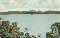 """<span class=""""caption-caption"""">Whitsunday Passage, North Queensland</span>, c1908. <br />Postcard by <span class=""""caption-publisher"""">Valentine's Series</span>, collection of <span class=""""caption-contributor"""">Centre for the Government of Queensland MS</span>."""