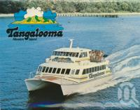 "<span class=""caption-caption"">Tangalooma, Moreton Island</span>, 1988. <br />Postcard folder by <span class=""caption-publisher"">Murray Views Pty Ltd</span>, collection of <span class=""caption-contributor"">Centre for the Government of Queensland MS</span>."