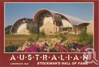 "<span class=""caption-caption"">Australian Stockman's Hall of Fame</span>, c1988. <br />Postcard by <span class=""caption-publisher"">Murray Views Pty Ltd</span>, collection of <span class=""caption-contributor"">Centre for the Government of Queensland MS</span>."