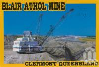 "<span class=""caption-caption"">Dragline, Blair Athol Coal Mine, Clermont</span>, 2008. <br />Postcard by <span class=""caption-publisher"">Sonic</span>, collection of <span class=""caption-contributor"">Centre for the Government of Queensland MS</span>."