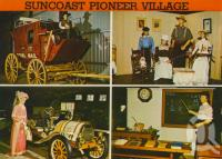 "<span class=""caption-caption"">Suncoast Pioneer Village, Bli Bli</span>, c1990. <br />Postcard by <span class=""caption-publisher"">Bernard Kuskopf</span>, collection of <span class=""caption-contributor"">Centre for the Government of Queensland</span>."