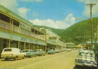 """<span class=""""caption-caption"""">Mount Tyson Hotel, Tully</span>, c1966. <br />Postcard by <span class=""""caption-publisher"""">Unknown Publisher</span>, collection of <span class=""""caption-contributor"""">Centre for the Government of Queensland</span>."""