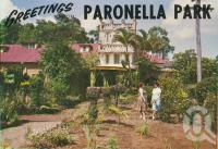 """<span class=""""caption-caption"""">Greetings from Paronella Park</span>, c1958. <br />Postcard folder by <span class=""""caption-publisher"""">GK Bolton</span>, collection of <span class=""""caption-contributor"""">Centre for the Government of Queensland</span>."""