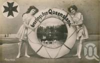 "<span class=""caption-caption"">Greetings from Queensland</span>, 1913. <br />Postcard, collection of <span class=""caption-contributor"">Centre for the Government of Queensland MS</span>."